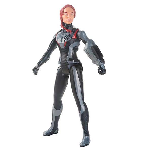 Marvel Figura Black Widow Power FX 30cm - Imagen 2