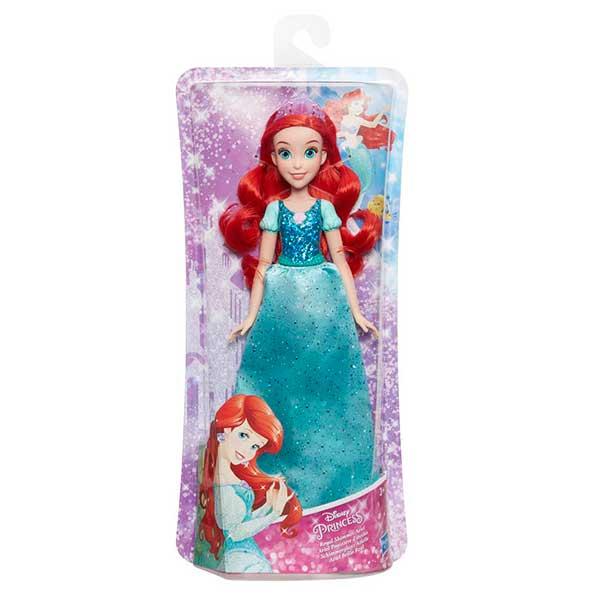 Muñeca Princesa Ariel Brillo Reial - Imagen 1
