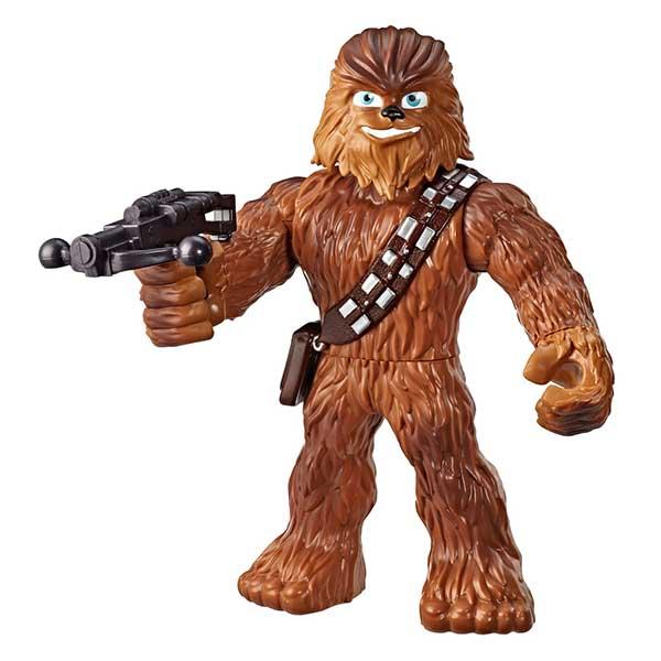 Star Wars Figura Chewbacca Mega Mighties