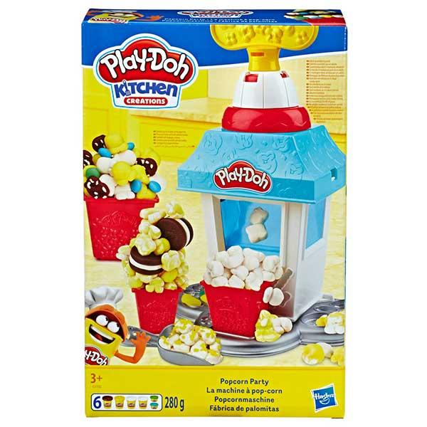 Play-Doh Fábrica de Palomitas - Imagen 1
