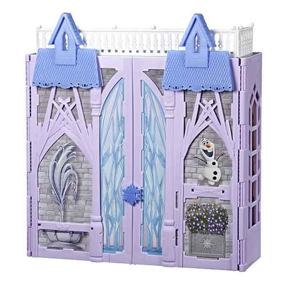 Frozen 2 Castillo Arendelle Portátil 78cm - Imagen 1