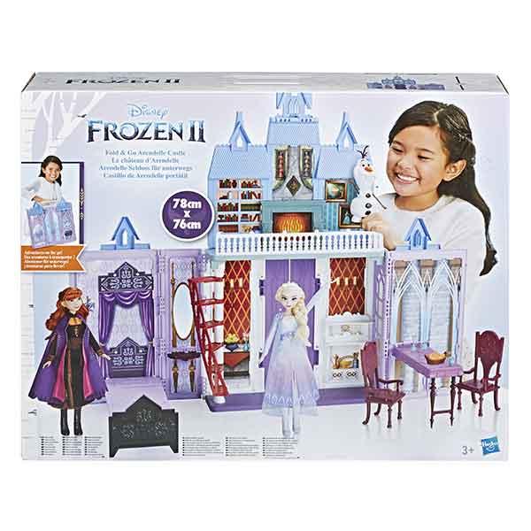Frozen 2 Castillo Arendelle Portátil 78cm - Imagen 2