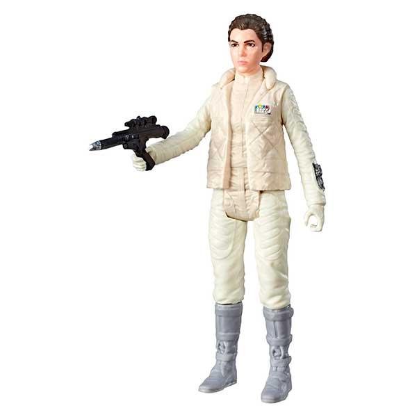 Star Wars Figura Galaxy Princesa Leia 10cm