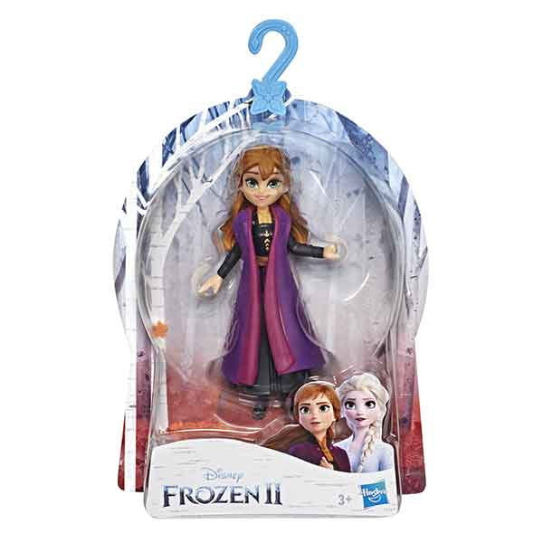 Frozen 2 Mini Princesa Anna - Imagen 1