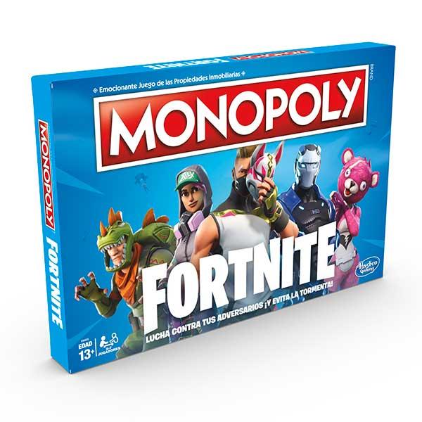 Juego Monopoly Fortnite - Imagen 2