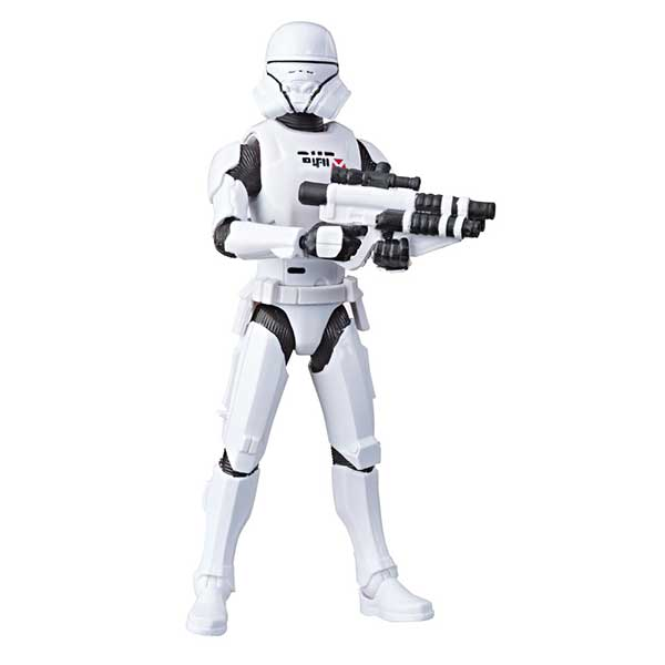 Star Wars Figura Jet Trooper 13cm