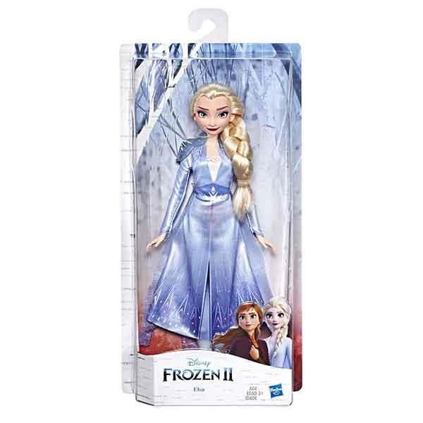 Frozen 2 Muñeca Princesa Elsa 30cm - Imagen 1