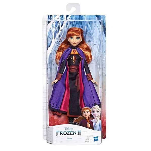 Frozen 2 Muñeca Princesa Anna 30cm - Imagen 1