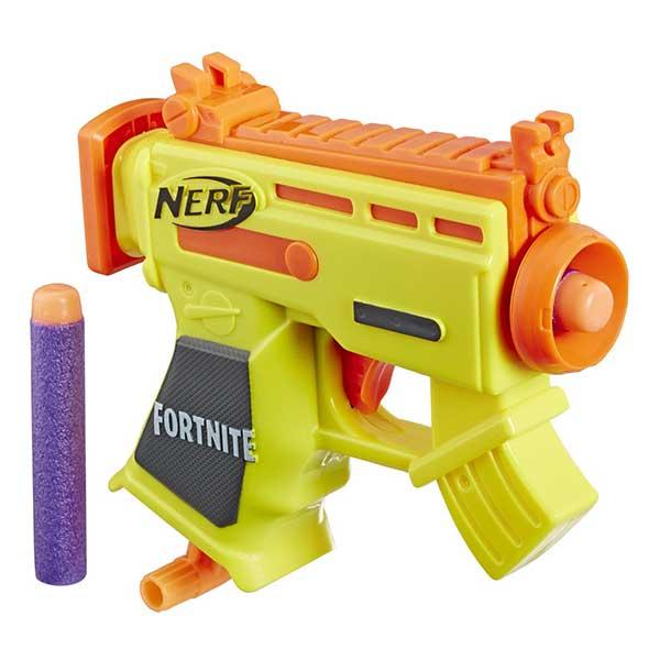 Nerf Fortnite Microshots AR-L Lanzador
