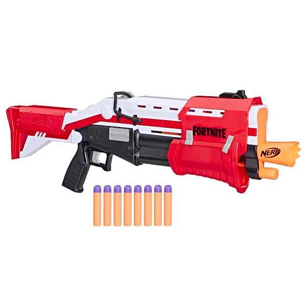 Llançador Nerf Mega Fortnite TS Blaster