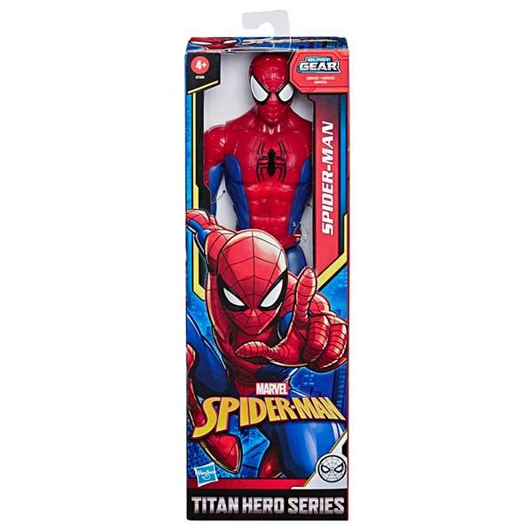 Spiderman Figura Marvel Titan 30cm - Imatge 1