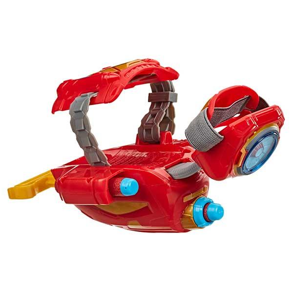 Marvel Lanza Rayo Repulsor Iron Man Nerf - Imagen 1