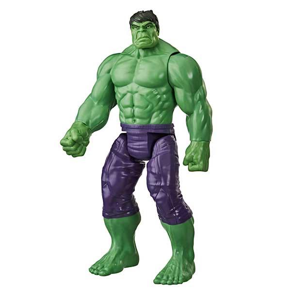Marvel Figura Hulk Titan Deluxe 35,5cm - Imagen 1