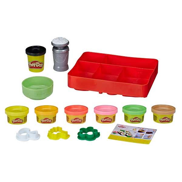 Play-Doh Sushi Plastilina - Imagen 1