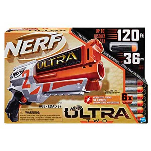 Nerf Ultra Ultra Two Lanzador