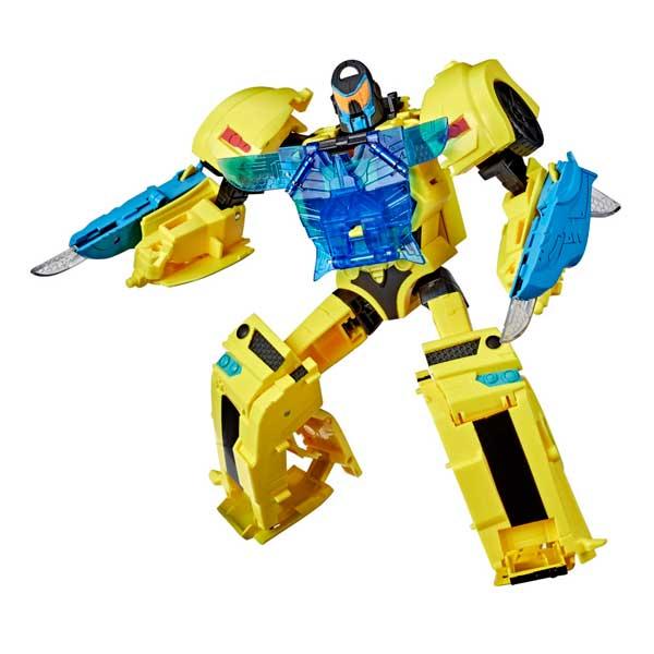 Transformers Figura Bumblebee Battle Call 25cm - Imagen 2