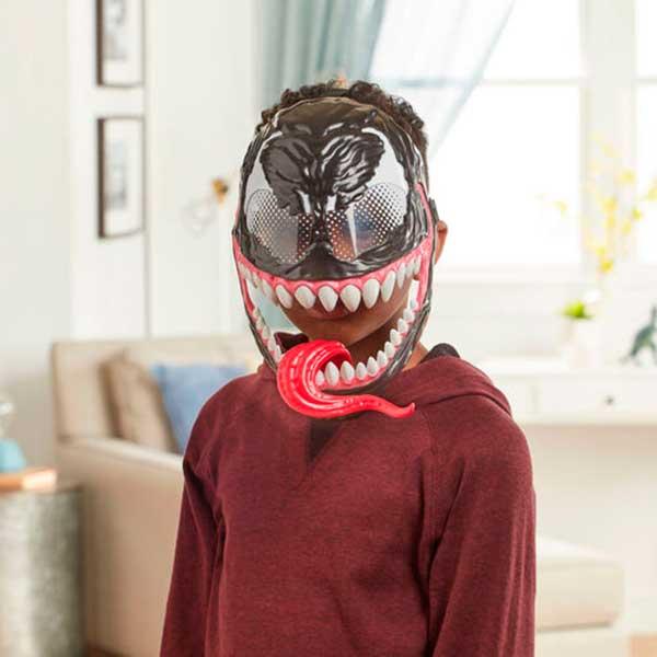 Spiderman Venom Máscara Electrónica - Imagen 2