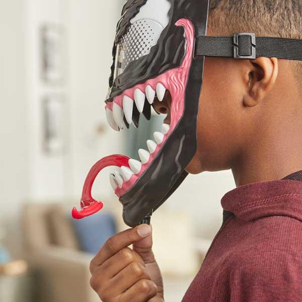 Spiderman Venom Máscara Electrónica - Imagen 3