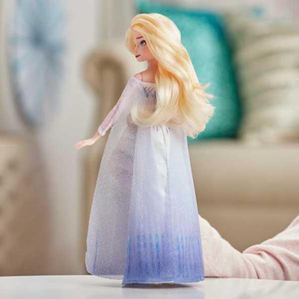 Frozen 2 Muñeca Elsa Cantarina - Imagen 3