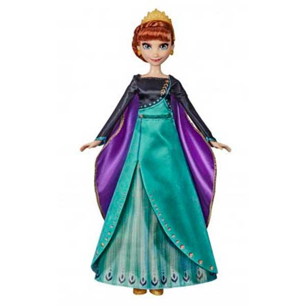 Frozen 2 Muñeca Anna Cantarina - Imagen 1