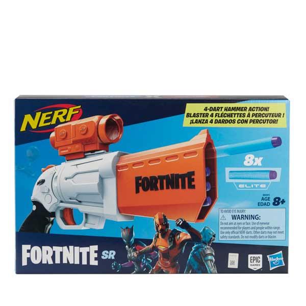 Nerf Fortnite SR Llançador