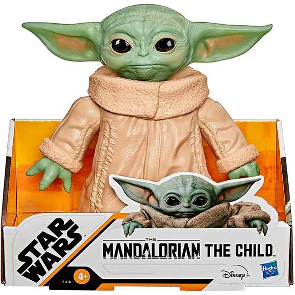 Star Wars Mandalorian Figura The Child Titan 16,5cm