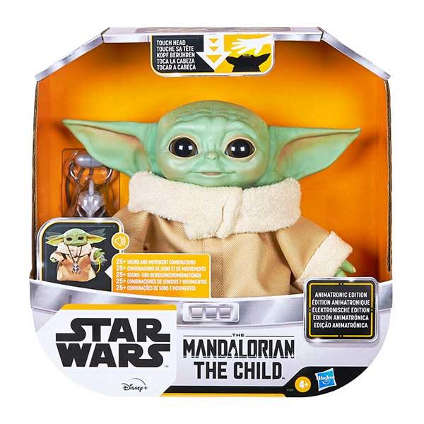 Mandalorian Figura The Child Animatronic Interactivo