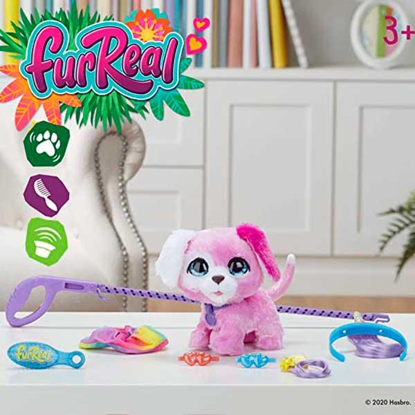 FurReal Mascota Perrita Glamalots - Imagen 1