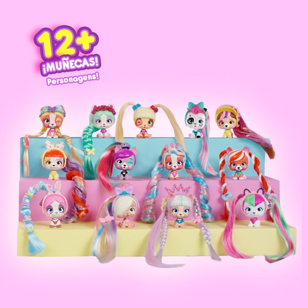 Vip Pets Mini Fans S1 - Imagen 3