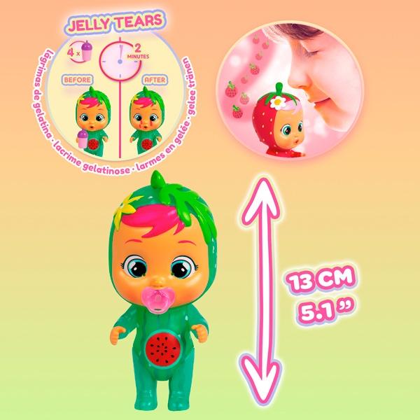 Bebés Llorones Casita Fruta Lágrimas Mágicas - Imagen 2