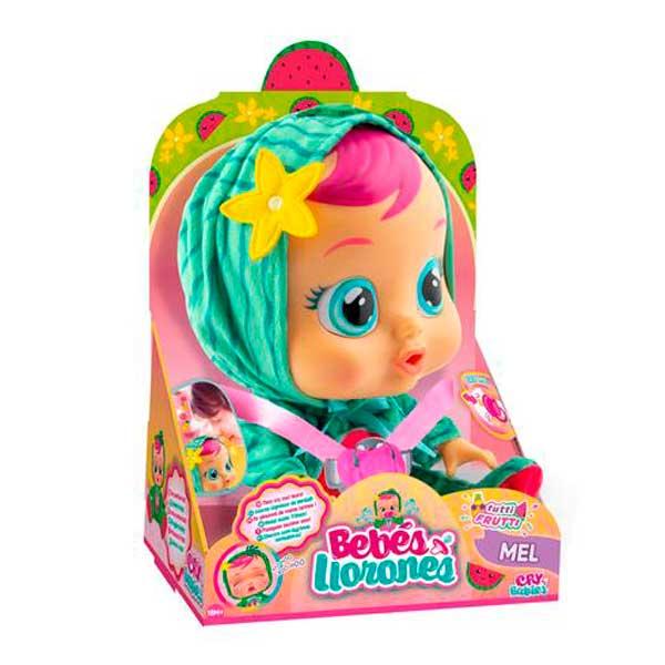 Bebés Llorones Tutti Frutti Mel Sandía