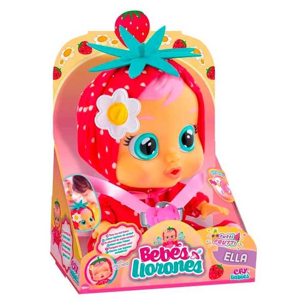 Bebés Llorones Tutti Frutti Ella Fresa