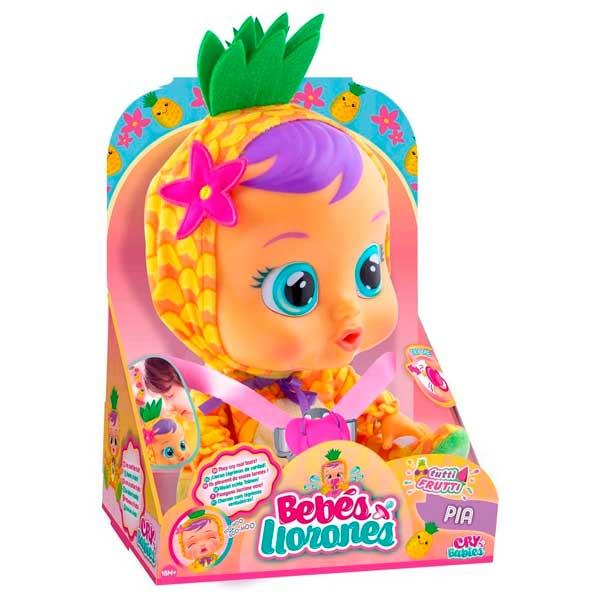 Bebés Llorones Tutti Frutti Pia Piña