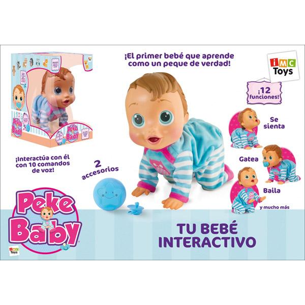 Pekebaby Lucas Actividades - Imagen 1