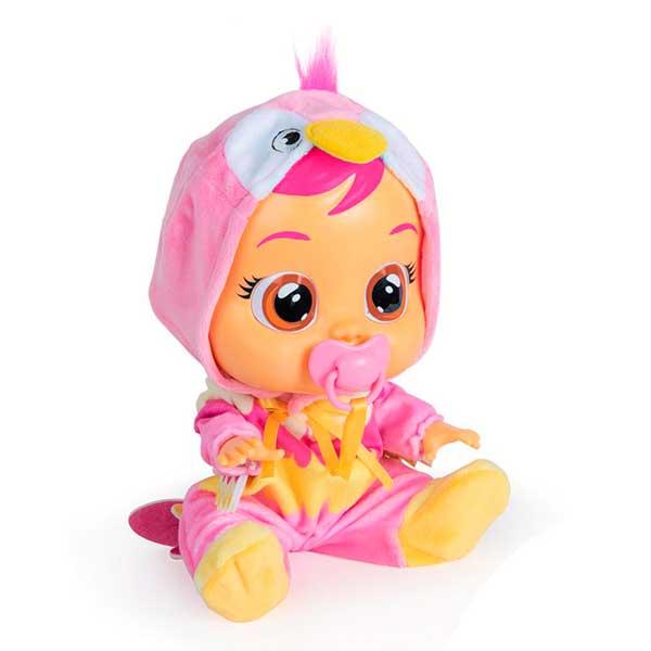 Bebés Llorones Pijama Loro