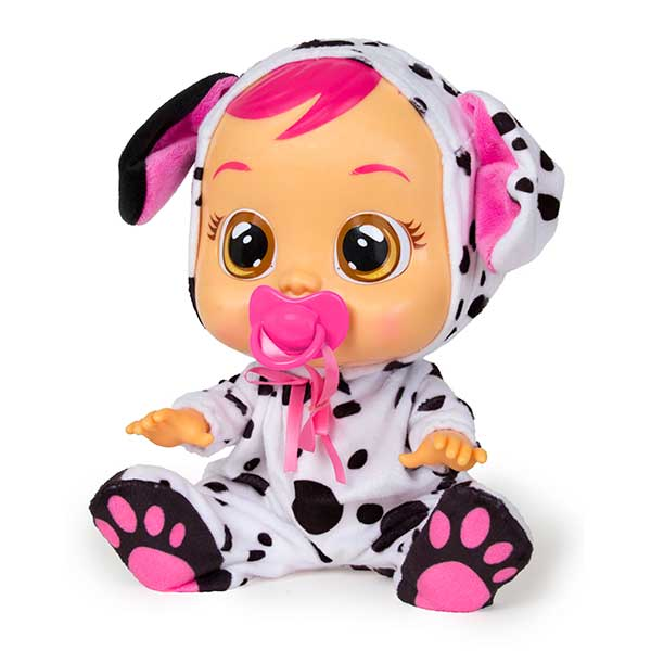 Bebé Dotty Dalmata Bebés Llorones