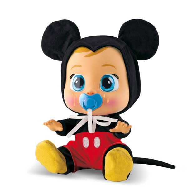 Bebes Llorones Mickey