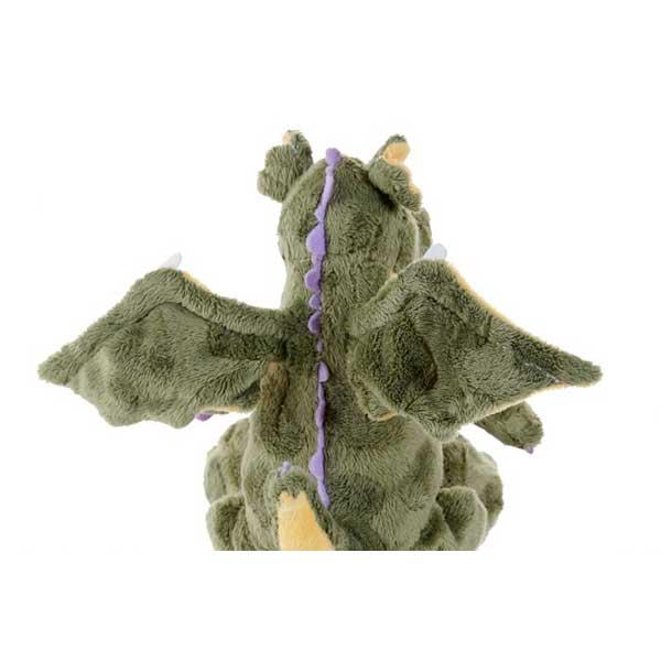 Peluche Dragón Verde 18cm - Imatge 1