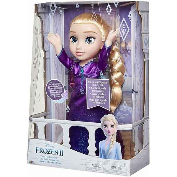 Frozen 2 Muñeca Elsa Musical 35cm