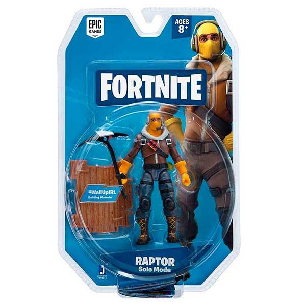 Fortnite Figura Raptor 10cm