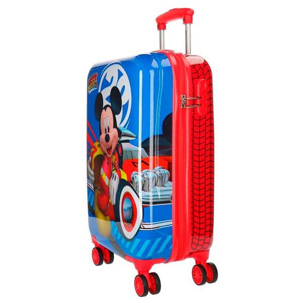Maleta Trolley Infantil World Mickey 55cm - Imagen 1