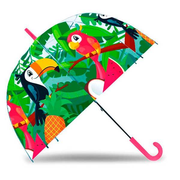 Tucanos Guarda-chuva Transparente