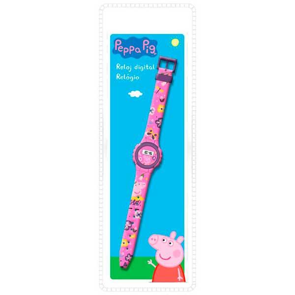 Reloj Digital Peppa Pig