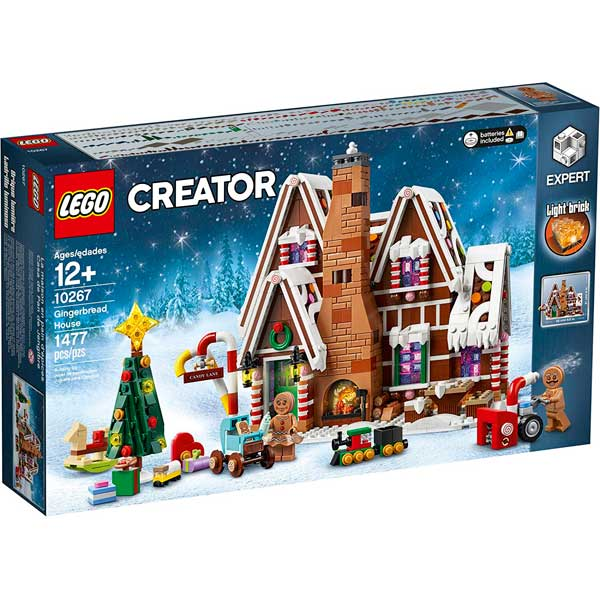 Lego Creator 10267 Casa Pan de Jengibre - Imagen 1
