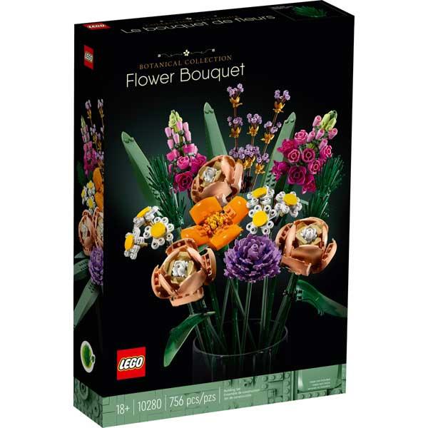 Lego Creator Expert 10280 Ramo de Flores - Imagen 1