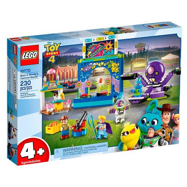 Buzz i Woody a la Fira Lego Toy Story 4 - Imatge 1