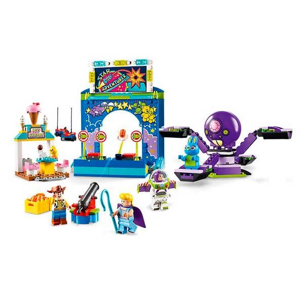 Lego Toy Story 10770 Buzz y Woody Locos por la Feria - Imatge 2