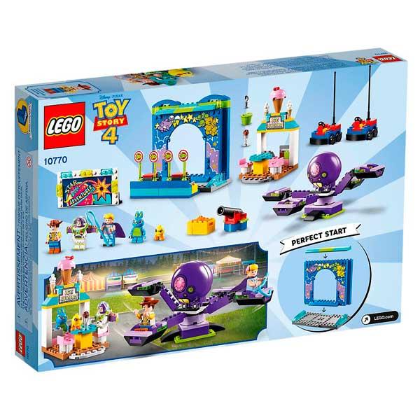 Lego Toy Story 10770 Buzz y Woody Locos por la Feria - Imatge 3
