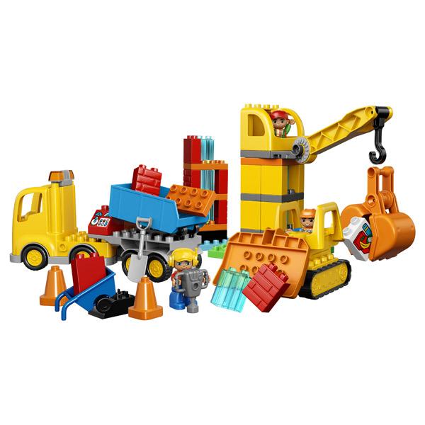 Gran proyecto de construccion Lego Duplo - Imatge 1