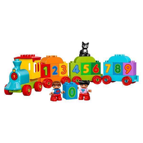 Lego Duplo 10847 Tren de los Números - Imagen 1
